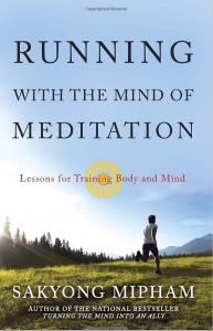 courir en méditation