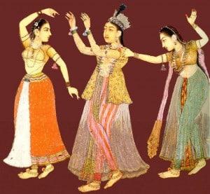 danse méditation