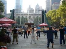 Méditation Qi Gong