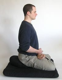 posture du Lotus