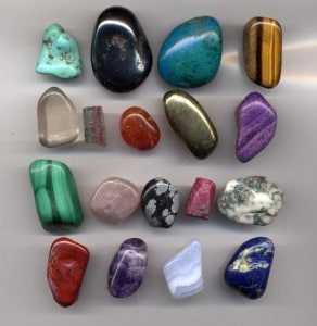 pierres pour méditer