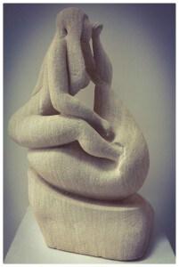 Sculpture de Stéphanie Gonnord