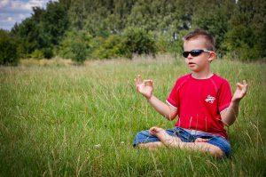 méditation pour les enfants