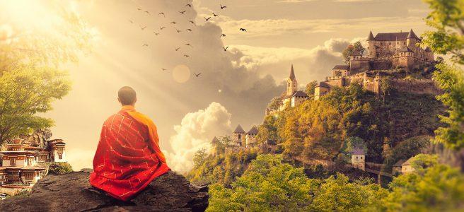 méditation assise
